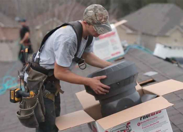 proturbo roofer video